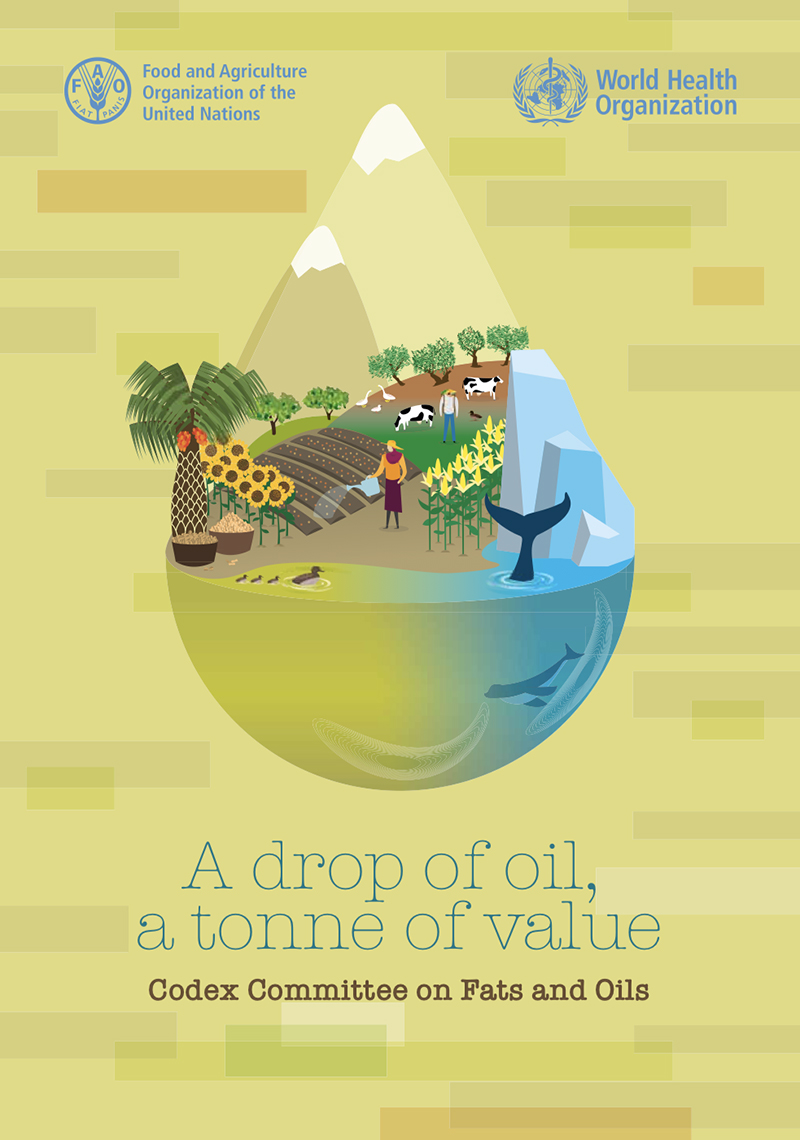 A drop of oil, a tonne of value.